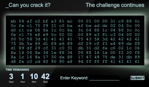 Can you crack it?